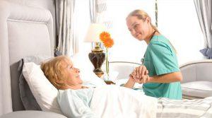 پرستار از سالمند