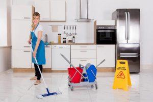 نظافت امور منزل