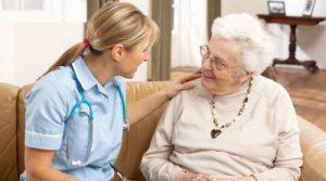 خدمات پرستاری در شرق