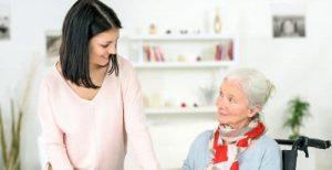 گفتار درمانی سالمند در منزل