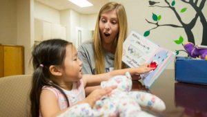 گفتار درمانی کودک 4 ساله
