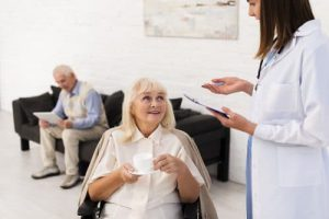 گفتار درمانی سالمند