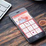 اپلیکیشن IOS خدمات پرستاری هیراد