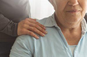 مشاور برای سالمند